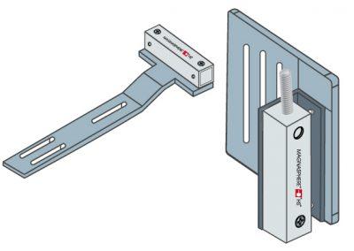 HS Roll-Up Door Bracket Kit