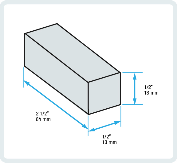 2 5 u2033  64mm  surface mount contact