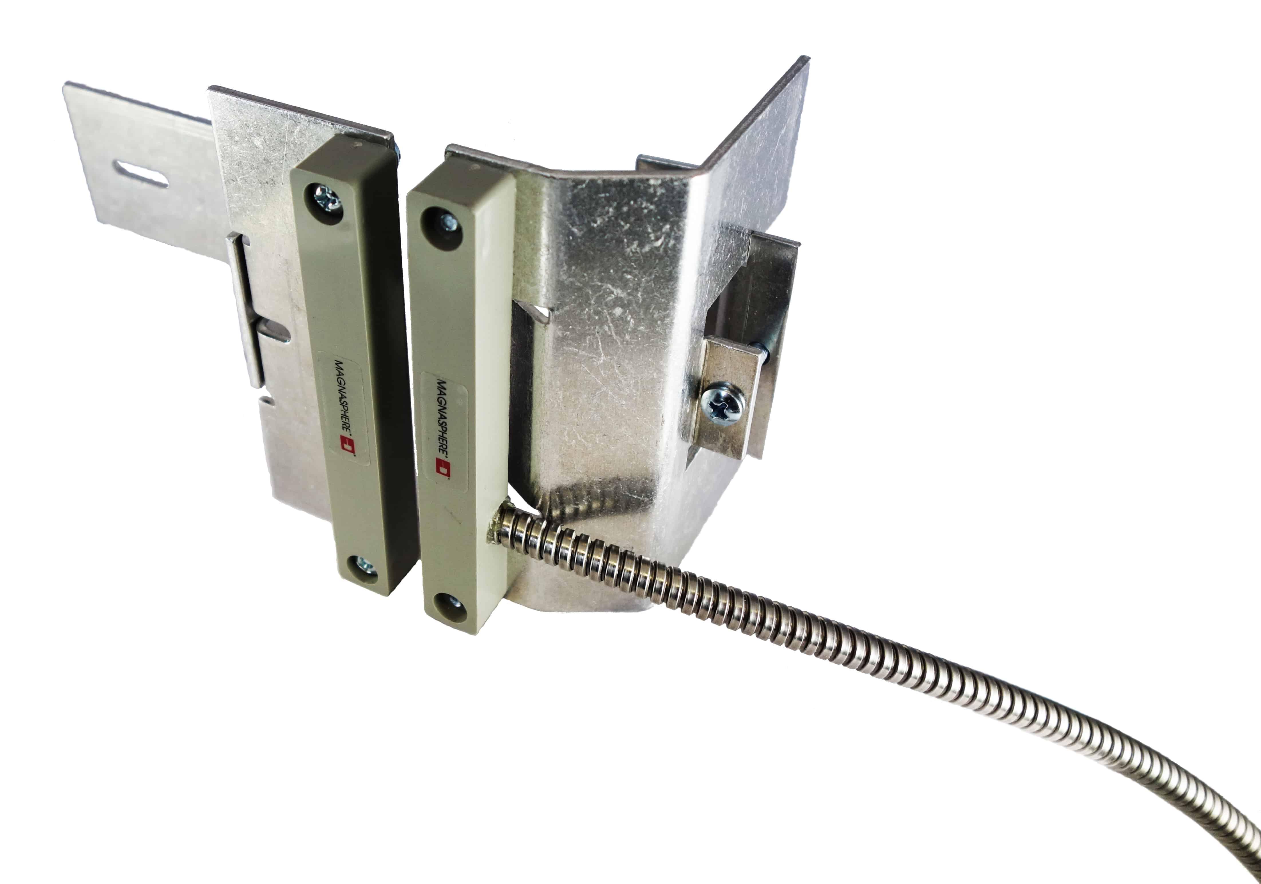 sc 1 st  MAGNASPHERE & 4.0u2033 [102mm] Overhead Door Contact | MAGNASPHERE