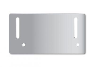 HS Door Stop Extension Plate for Egress Doors
