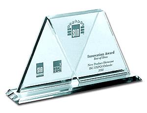SIA Innovation Award 2002